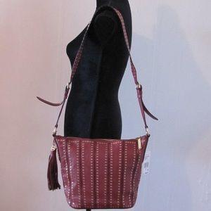 MIchael Kors Grommet Brooklyn Bag